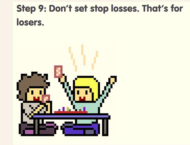 No stop loss1
