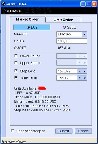 What does pips mean in forex trading