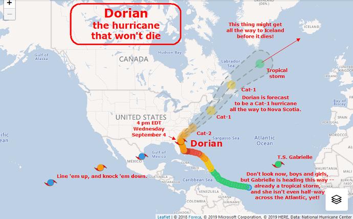 Hurricane Dorian - 12