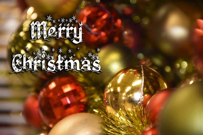 Merry Christmas image - 3