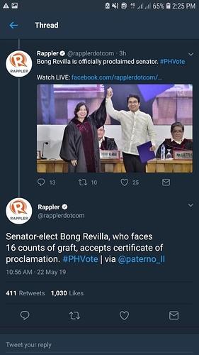 Bong Revilla