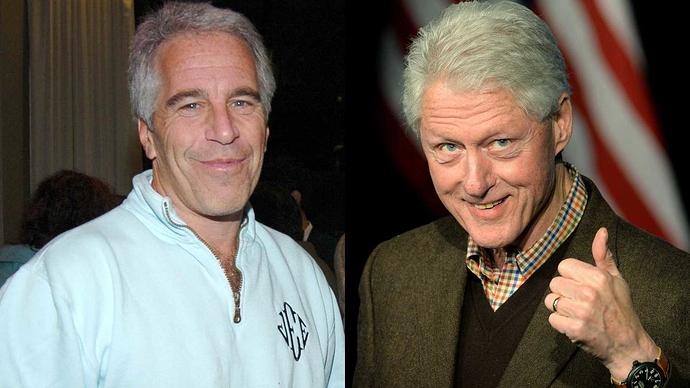 Epstein - Bill Clinton