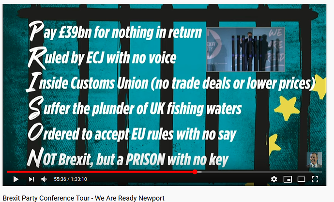 Boris s Deal even without Backstop