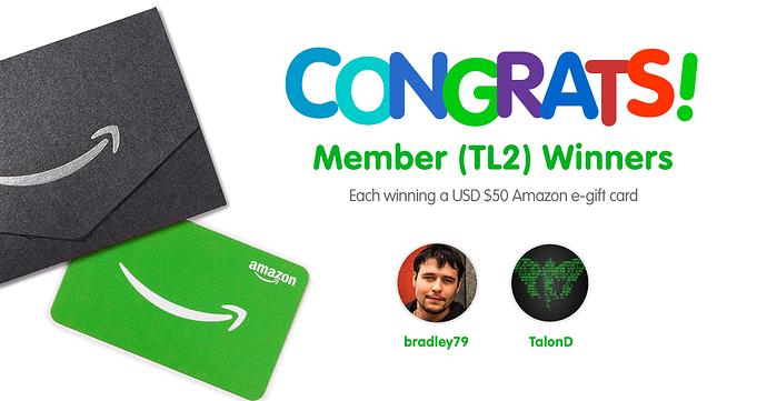 Congratulations-TL2-Winners