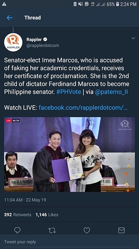 Imee Marcos