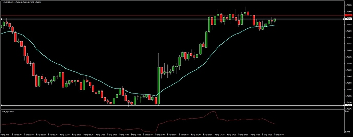 EURNZDM5 Basing and coiling