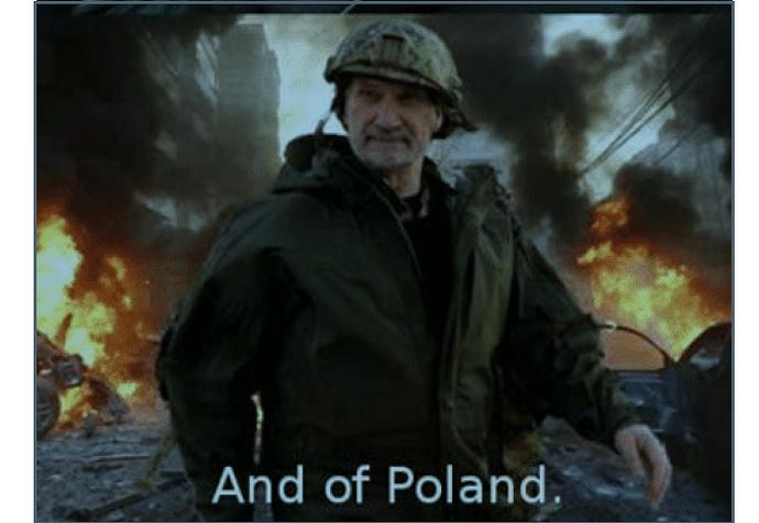 Capture poland