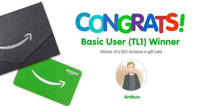 Arobun-Winner