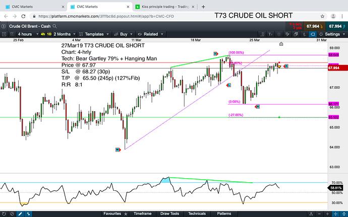 T73 crude oil