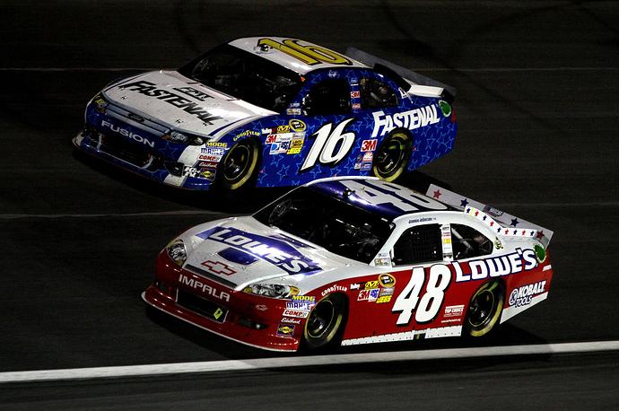 auto racing - NASCAR Coca Cola 600