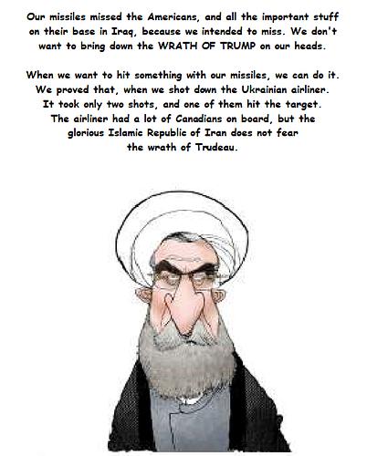 Iranian missile attacks