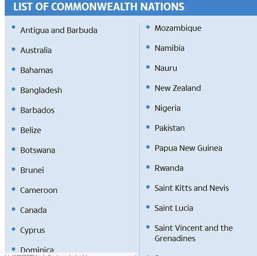 Commonwealth 1
