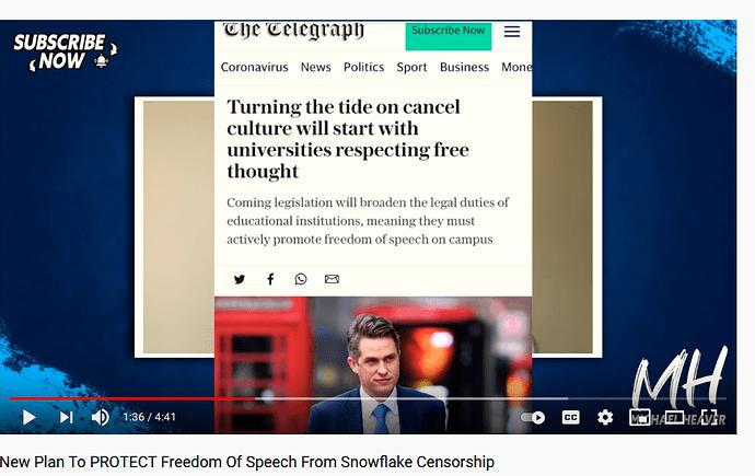 telegraph says