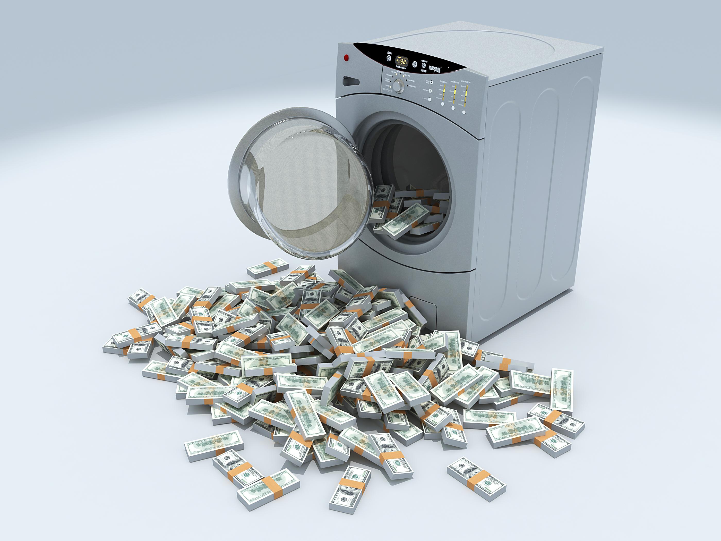 Skrill Money Laundering
