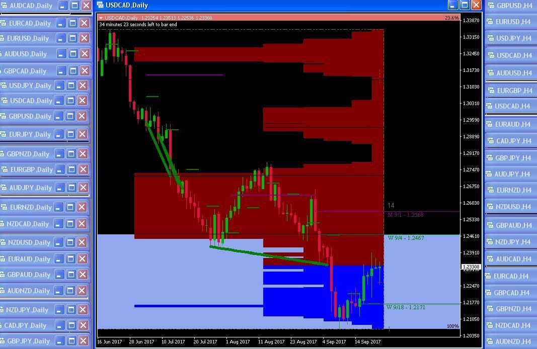 Urban forex market profile