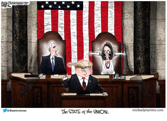 State of the Union cartoon - 3