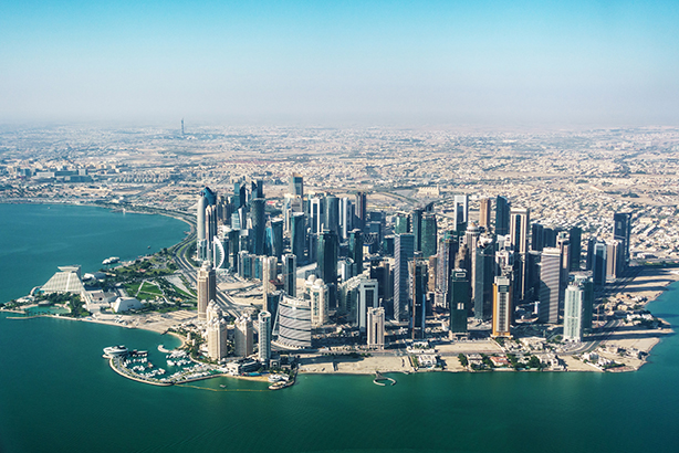qatar buildings