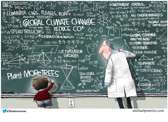 cartoon - global warming - 7