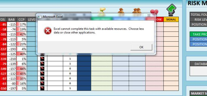 Excel trading system free