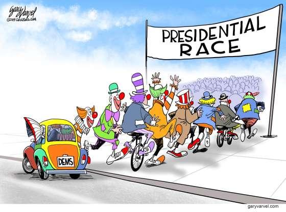 Democrat candidates - 1