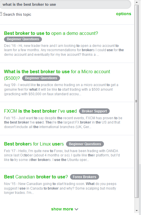 Best forex brokers ecn