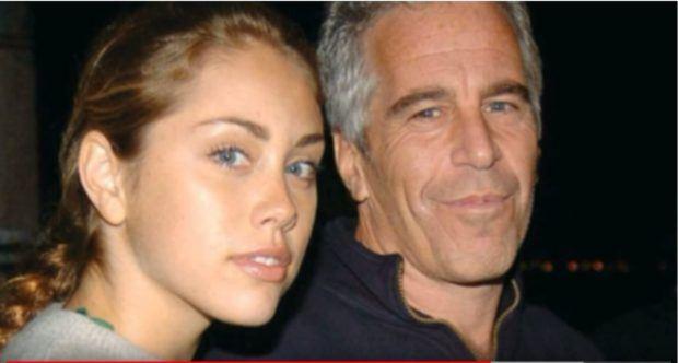 Epstein - underage girl