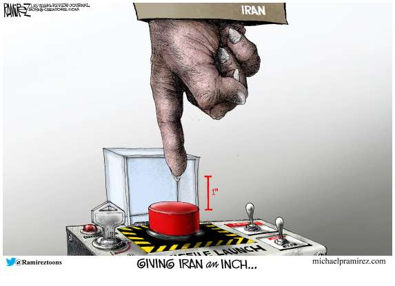 cartoon - Iran - 4