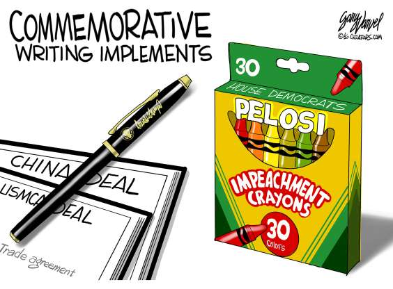 cartoon - impeachment - 49