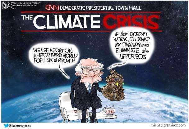 cartoon - Bernie - 1