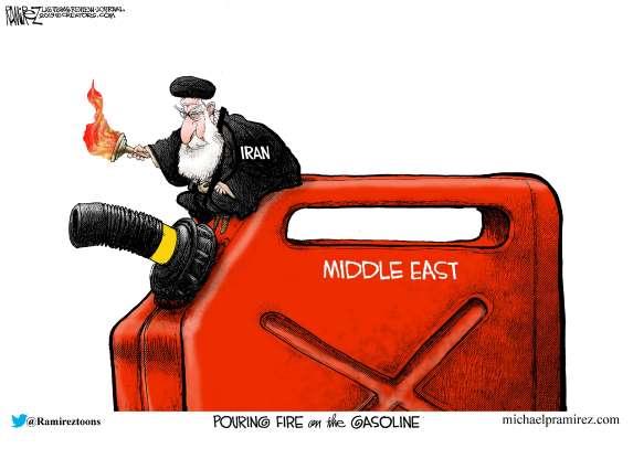 cartoon - Iran - 3