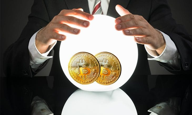 Bitcoin - I see bitcoin in your future