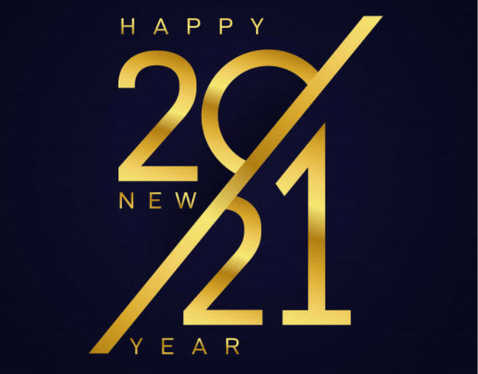 Happy New Year - 2021 - 5A