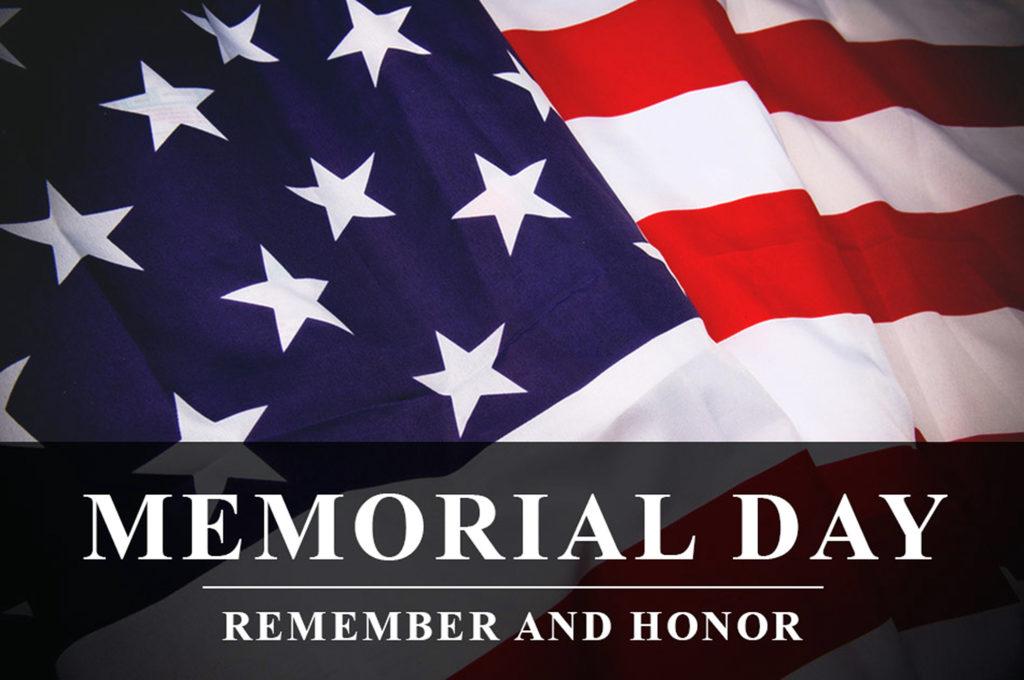 Memorial Day - 2