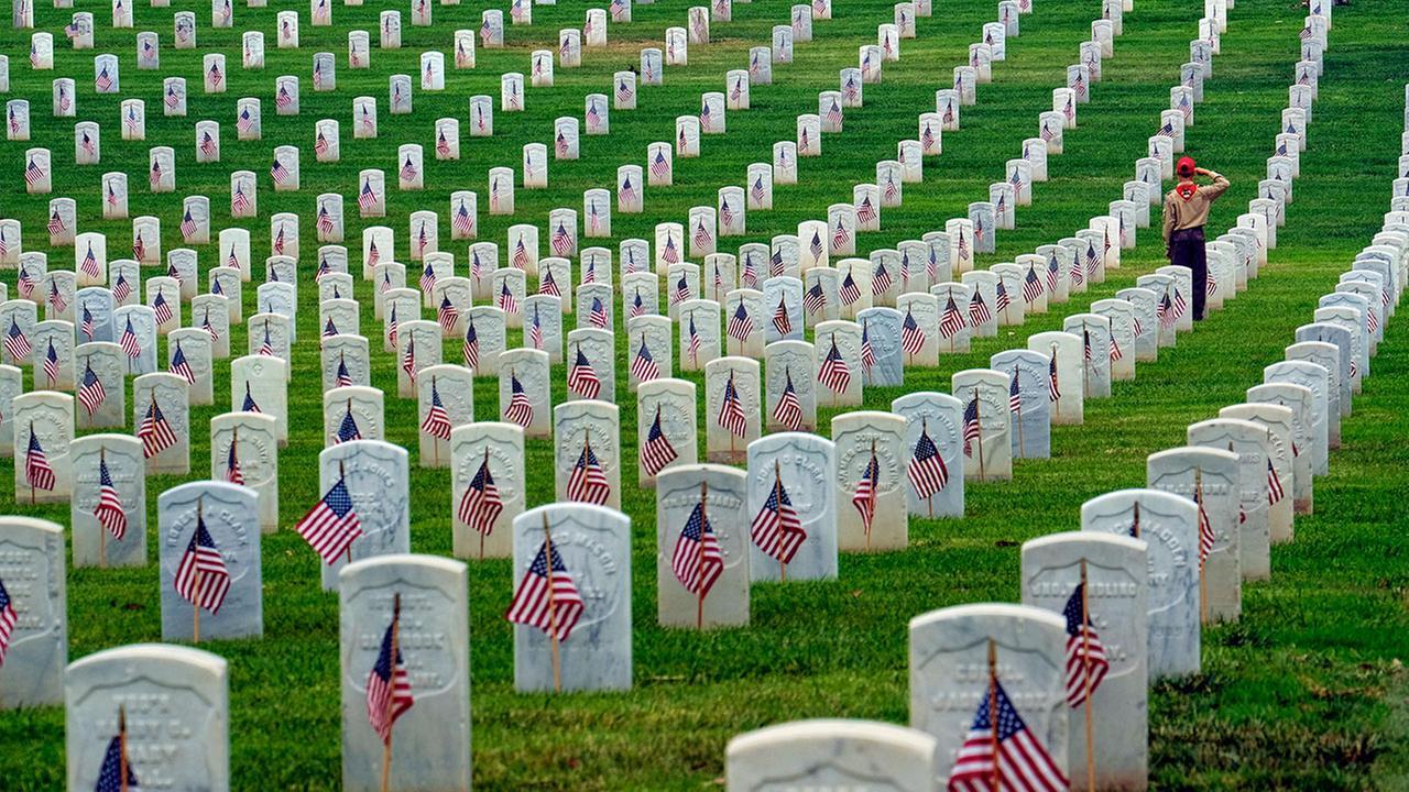 Memorial Day - 1