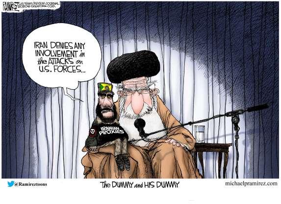 cartoon - Iran - 8